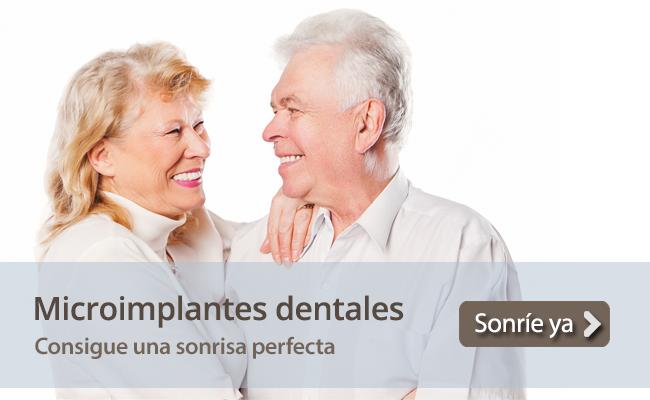 microimplantes dentales