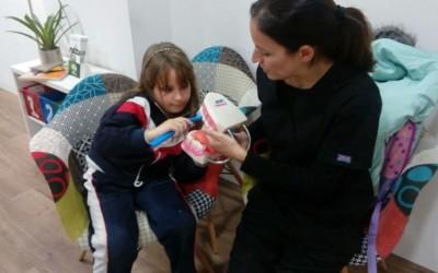 ¿Quieres saber que pasó en nuestro último taller de cepillado infantil?